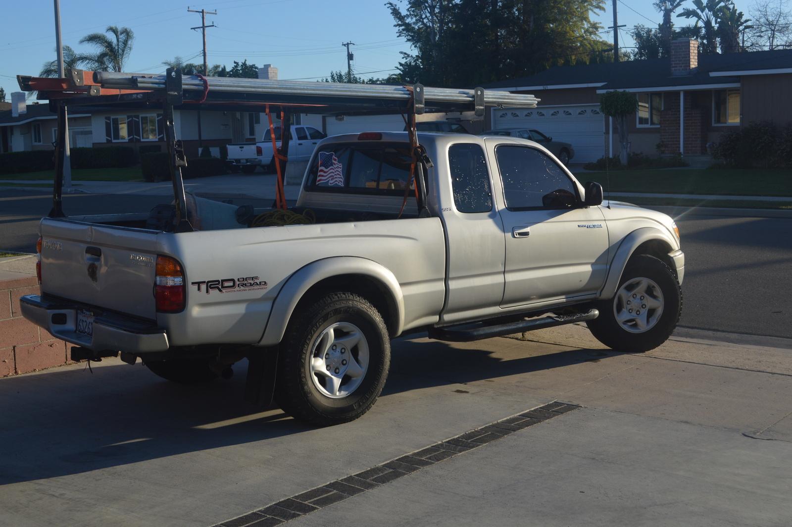 2001 Toyota Tacoma - Overview - CarGurus