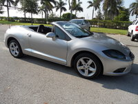 2009 Mitsubishi Eclipse Spyder GS picture, exterior