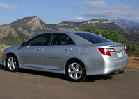 Picture of 2012 Toyota Camry SE, exterior