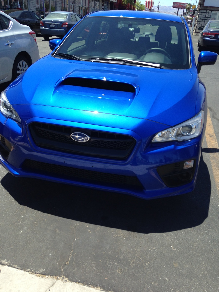 Picture of 2015 Subaru Impreza WRX Base