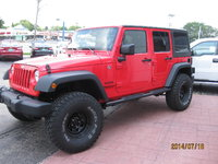 Picture of 2013 Jeep Wrangler Unlimited Sport 4WD, exterior, gallery_worthy