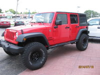 Picture of 2013 Jeep Wrangler Unlimited Sport, exterior