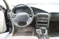 2001 Saturn S-Series 4 Dr SL1 Sedan picture, interior