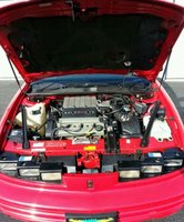 Picture of 1994 Oldsmobile Cutlass Supreme 2 Dr STD Convertible, engine
