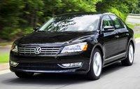 2015 Volkswagen Passat, Front-quarter view, exterior, manufacturer