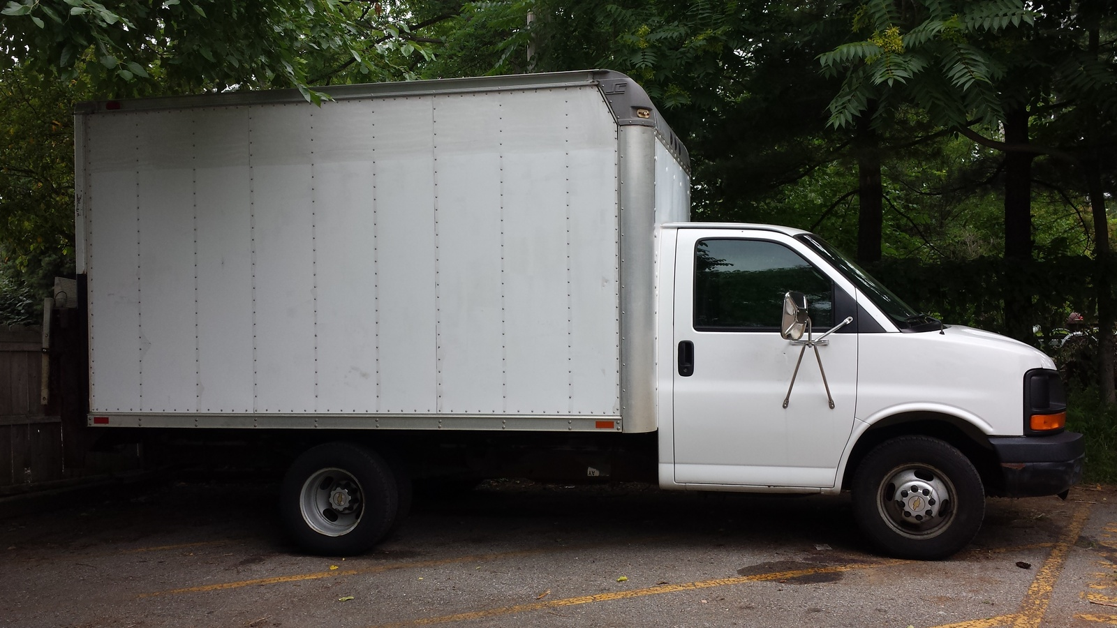 Picture of 2004 Chevrolet Express Cargo 3 Dr G3500 Cargo Van