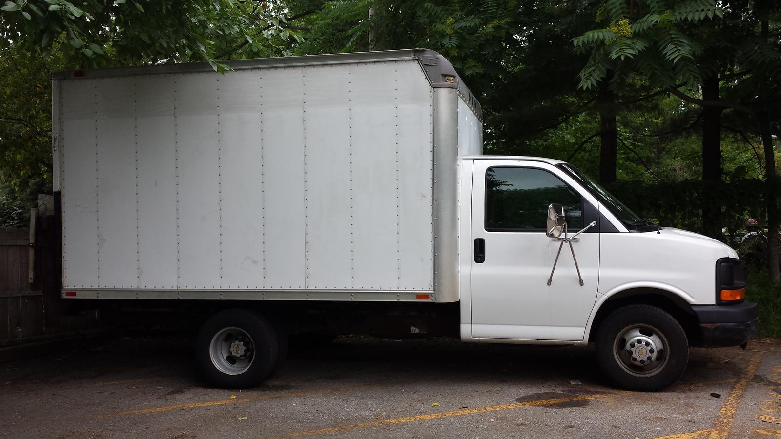 Picture of 2004 Chevrolet Express Cargo 3 Dr G3500 Cargo Van