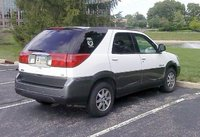 Picture of 2002 Buick Rendezvous CX AWD, exterior