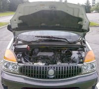 Picture of 2002 Buick Rendezvous CX AWD, engine