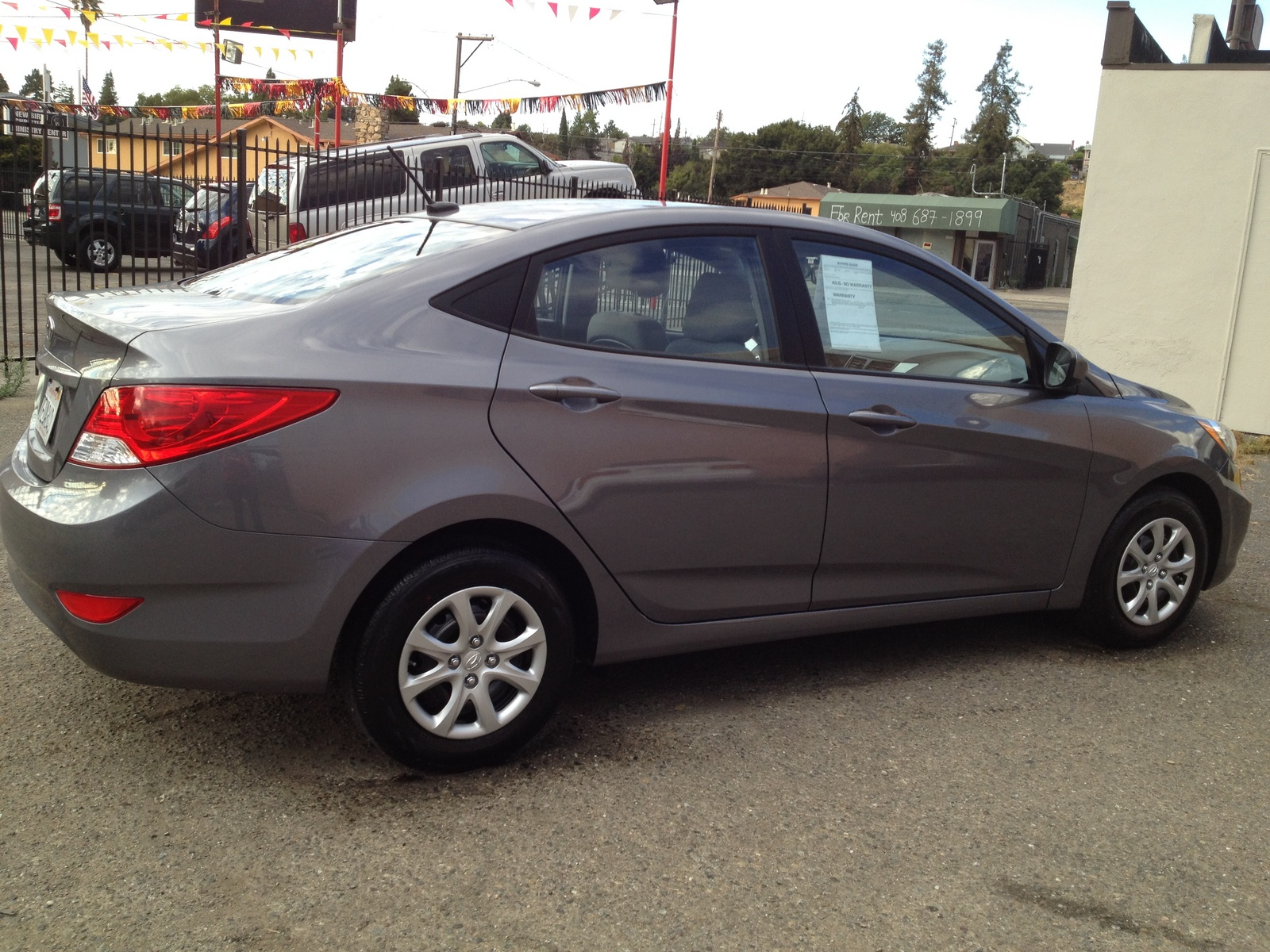 new 2015 hyundai accent for sale cargurus. Black Bedroom Furniture Sets. Home Design Ideas