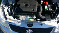 Picture of 2009 Suzuki SX4 Crossover Base AWD, engine
