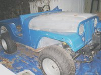 1979 Jeep CJ5 Overview