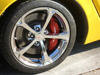 Picture of 2010 Chevrolet Corvette Grand Sport 3LT, exterior, gallery_worthy