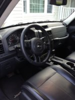 Picture of 2012 Jeep Liberty Latitude 4WD, interior