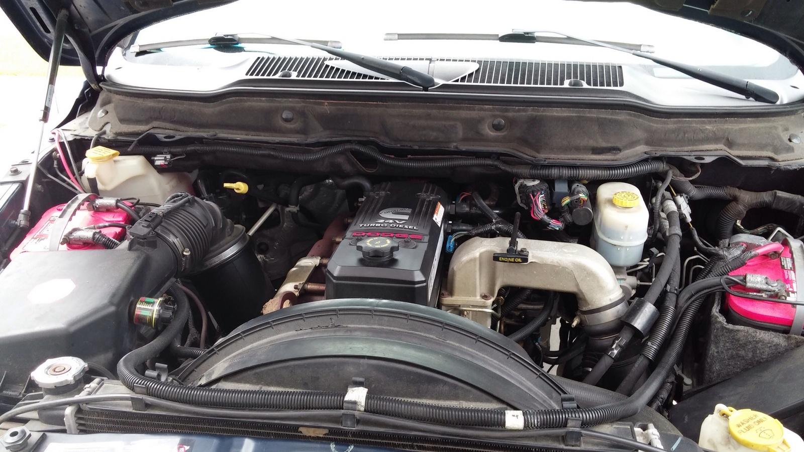 Picture of 2006 Dodge Ram Pickup 2500 SLT 4dr Quad Cab 4WD SB, engine