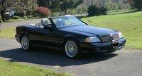 1999 Mercedes-Benz SL-Class 2 Dr SL500 Convertible picture, exterior