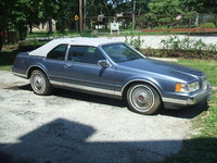1984 Lincoln Mark VII Base, 1984 LINCOLN CONTINENTAL MARK VII, exterior