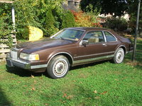 1984 Lincoln Mark VII Versace, 1984 LINCOLN CONTINENTAL MARK VII GIANNI VERSACE TURBO DIESEL, exterior