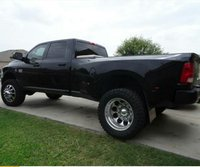 Picture of 2012 Ram 3500 SLT Crew Cab 8 ft. Bed DRW 4WD, exterior