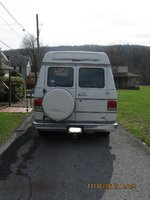 1993 Chevrolet Sportvan Overview