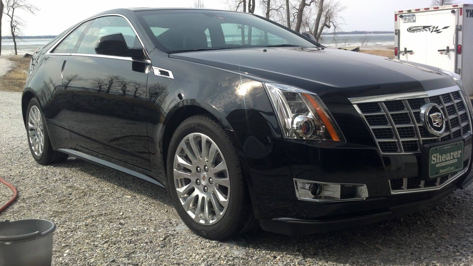2014 Cadillac CTS Coupe Performance AWD picture