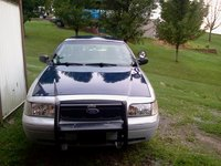 2003 Ford Crown Victoria Police Interceptor picture, exterior