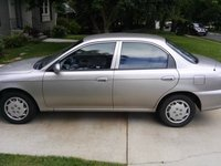 Picture of 1999 Kia Sephia LS, exterior