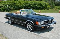1988 Mercedes-Benz 560-Class Overview