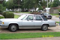 Picture of 1991 Mercury Grand Marquis 4 Dr GS Sedan, exterior