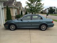 Picture of 2005 Hyundai Sonata Base, exterior, gallery_worthy