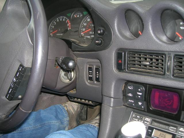 1991 Dodge Stealth Interior Pictures Cargurus