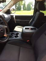 Picture of 2013 GMC Sierra 1500 SLE Ext. Cab 4WD, interior