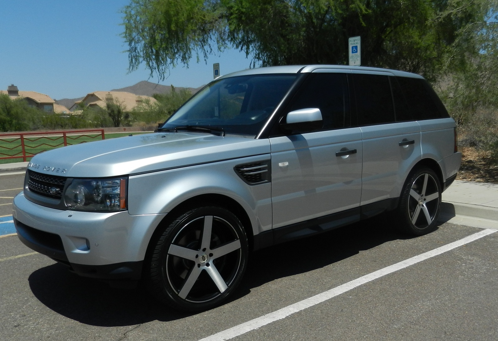 2010 land rover range - photo #44