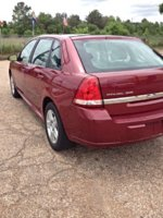 Picture of 2006 Chevrolet Malibu Maxx LT 4dr Hatchback, exterior