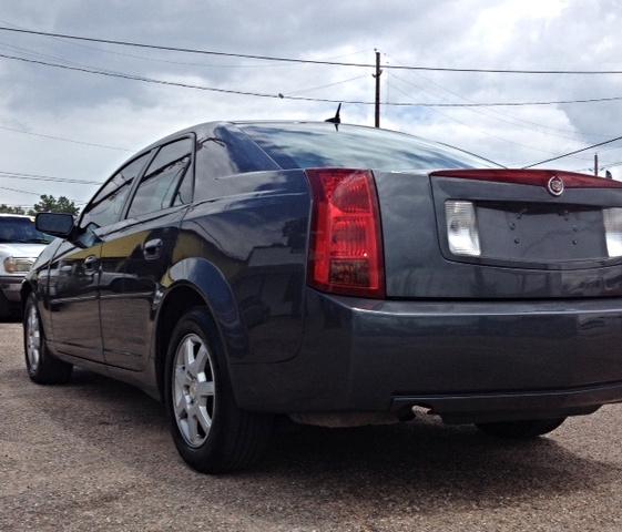 2007 Cadillac Xlr Interior: 2007 Cadillac CTS