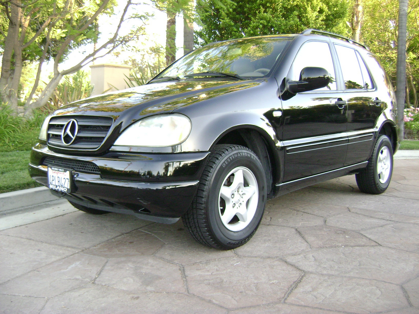 2000 mercedes benz m class ml320 for sale cargurus