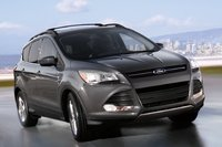 2015 Ford Escape, Front-quarter view, exterior, manufacturer