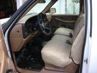 1999 Chevrolet Silverado 2500 2 Dr LS Standard Cab LB picture, interior