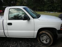 1999 Chevrolet Silverado 2500 2 Dr LS Standard Cab LB picture, exterior