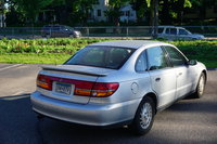 Picture of 2002 Saturn L-Series 4 Dr L100 Sedan, exterior