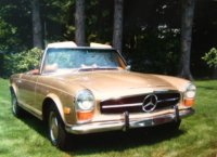 Picture of 1970 Mercedes-Benz 280, exterior