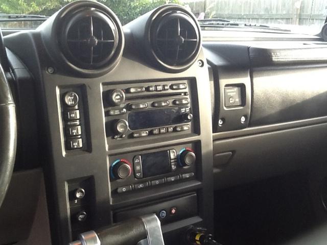 2005 Hummer H2 Sut Interior Pictures Cargurus