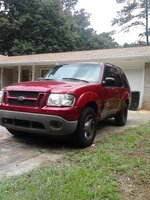 Picture of 2002 Ford Explorer Sport 2 Dr STD SUV, exterior