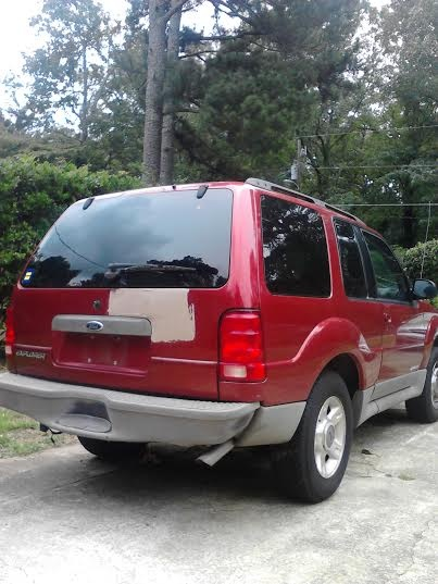Picture of 2002 Ford Explorer Sport 2 Dr STD SUV