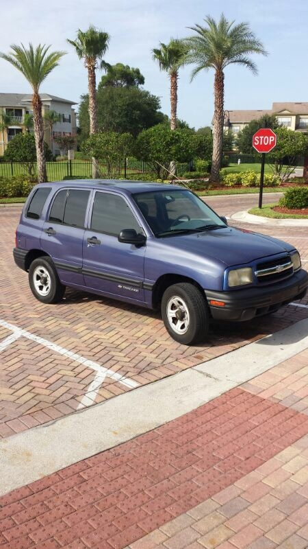 Picture of 1999 Chevrolet Tracker 4 Dr STD SUV