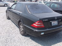 Picture of 2000 Mercedes-Benz S-Class 4 Dr S500 Sedan, exterior