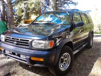 1998 Nissan Pathfinder 4 Dr SE 4WD SUV picture, exterior