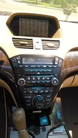 Picture of 2010 Acura MDX Tech + Entertainment Pkg, interior