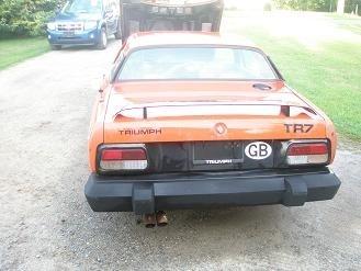 Picture of 1977 Triumph TR7