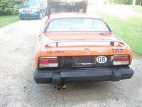 1977 Triumph TR7 Overview